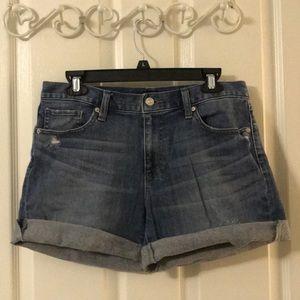 Uniqlo Jean Shorts